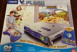 V.Flash box cover