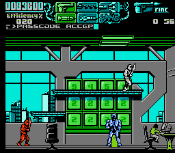 Robocop 3 -- Face-off the ninjas and computer geek