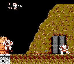 Ghosts 'N Goblins -- boss pair