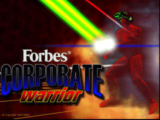 Forbes Corporate Warrior Title
