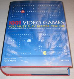 Book Recommendation 1001 Games You Must Play Before You