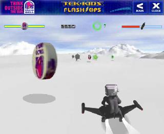 Tek Kids Gameplay
