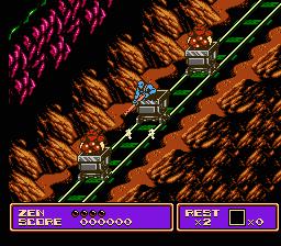 Zen: Intergalactic Ninja Railway