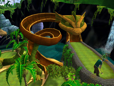 3D Ultra Mini Golf Adventures -- Sly Serpent