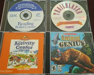 Animal Genius; Trailblazer; Reading Roller Coaster; Busytown Activity Center