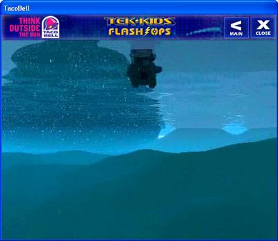 Aqua Zone Ending