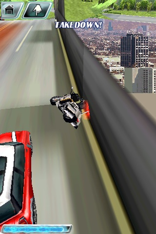 Asphalt 4: Elite Racer -- Taking down the law