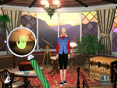 Detective Barbie 2: The Vacation Mystery game
