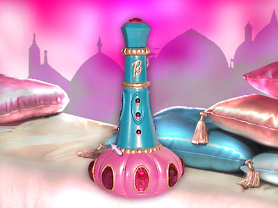 Barbie Magic Genie Bottle & CD-ROM - PC