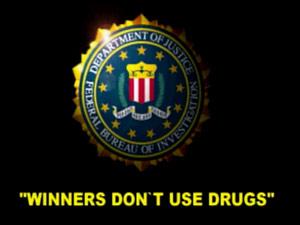 FBI Drug Message