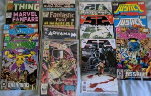 Comic Book Acquisitions Circa May 2019