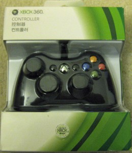 Counterfeit Xbox 360