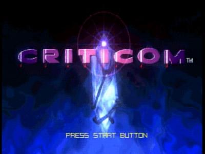 Criticom TItle
