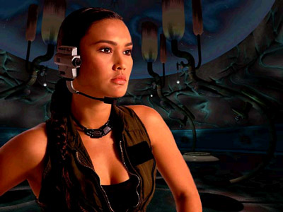 The Daedalus Encounter -- Tia Carrere