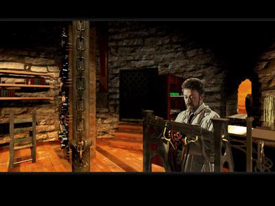 Tim Curry as Dr. Frankenstein
