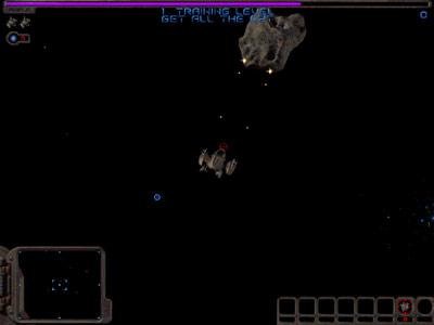 Galactic Swarm -- Asteroid