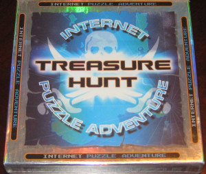 Internet Puzzle Adventure Treasure Hunt