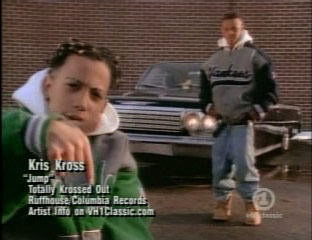 Kris Kross Gonna Make Ya Wanna… Jump! Jump!