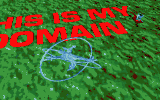 The Lawnmower Man -- This is my domain