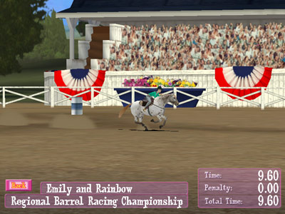 Let's Ride: Corral Club — Replaying Horse Action