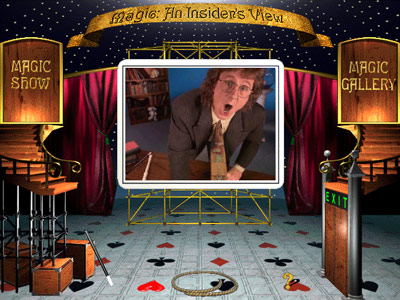 Magic: An Insider's View hosted by Harry Anderson