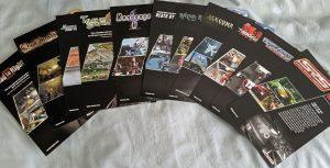 Namco 2004 Marketing Cards