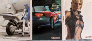 Namco Marketing Materials 2004