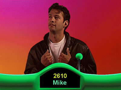 Radio Active -- My contestant: Mike The Rebel