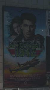 Resident Evil 3 - 1942 Movie Poster