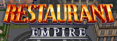 Restaurant Empire Title