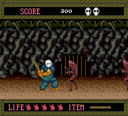 Splatterhouse -- Batter up!