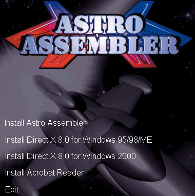 Star Scrambler/Astro Assembler