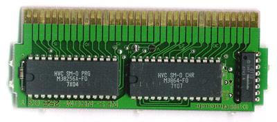 Super Mario Bros. NES NROM PCB