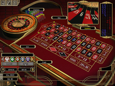 Vegas Fever Winner Takes All -- European Roulette