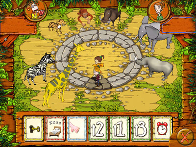 Wild Thornberrys Wildlife Rescue Game Online No Download Baysoftgo