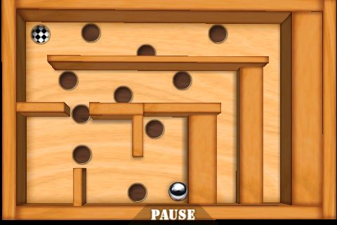 Wooden Labyrinth 3D -- a more challenging maze